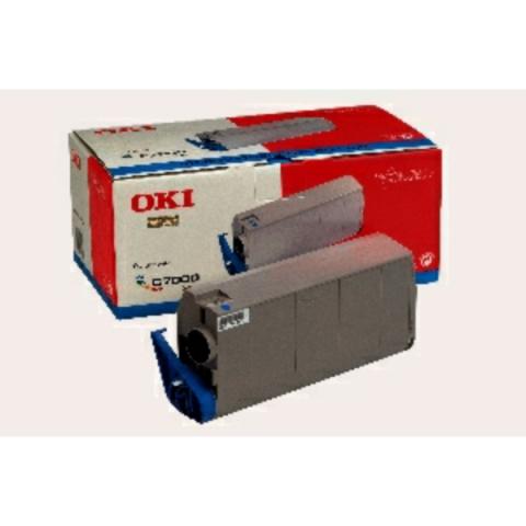 OKI 41304211 Toner für C7000CCS , C7200 ,