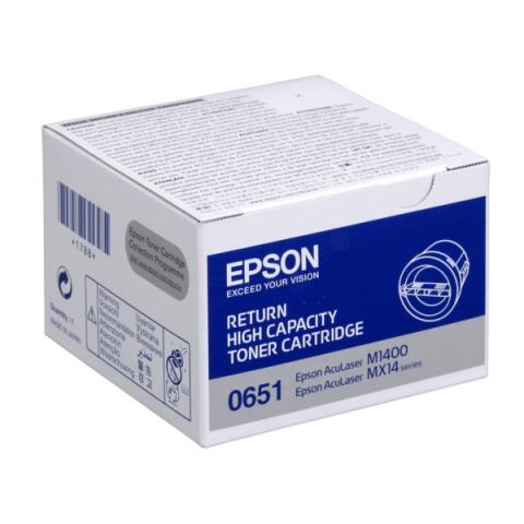 Epson C13S050651 Toner original , return