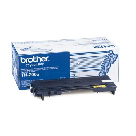 Brother TN-2005 Toner -Kit, Seitenleistung von