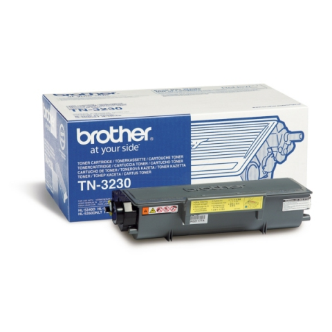 Brother TN-3230 Toner -Kit f�r ca. 3.000