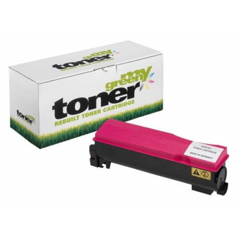 My Green Toner Toner ersetzt original TK-570M
