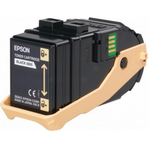 Epson C13S050605 Toner original für ca. 6.500