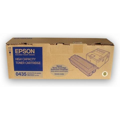 Epson S050435 original Toner Kartusche für