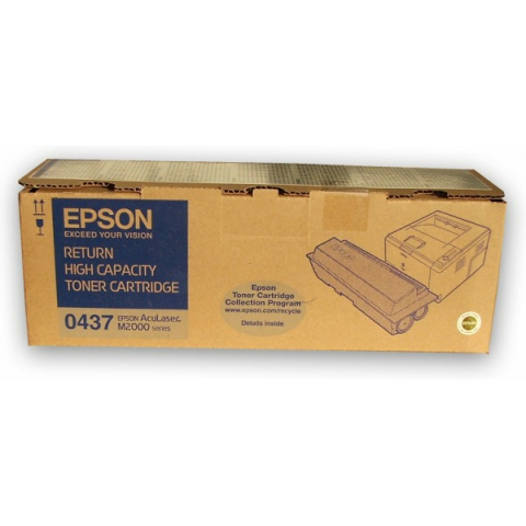 Epson C13S050437 Toner Kartusche return program
