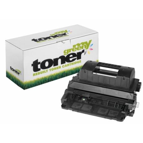 My Green Toner Toner, ersetzt CE390X f�r ca.