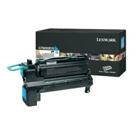 Lexmark C792X2CG Toner Kapazit�t ca.20.000