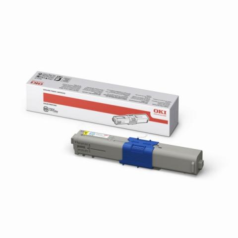 OKI 44469722 Toner für C510DN , C530DN passend