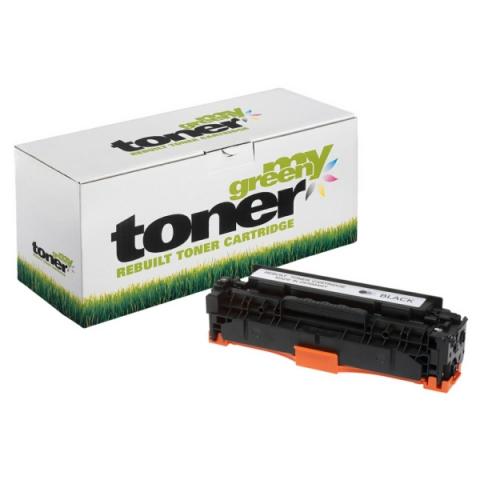 My Green Toner Toner, ersetzt CE410X f�r ca.