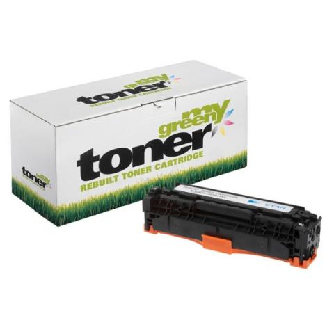 My Green Toner Toner, ersetzt CE411A f�r ca.