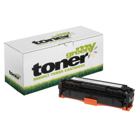 My Green Toner Toner, ersetzt CE412A für ca.
