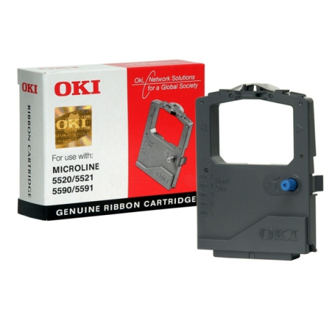OKI Farbband 1126301 f�r Microline 5520 ,