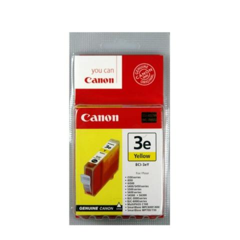 Canon BCI-3eY Tintenpatrone mit 13 ml Inhalt,