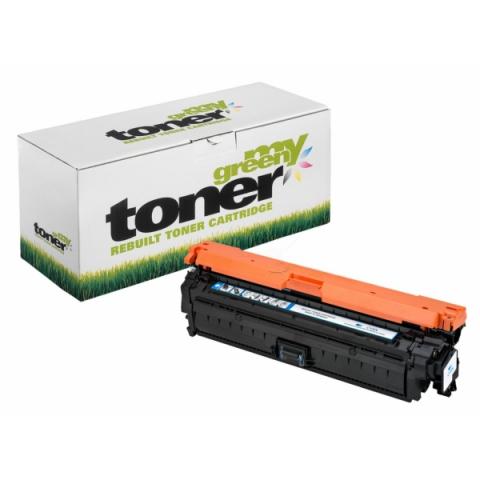 My Green Toner Toner, ersetzt CE741A für ca.