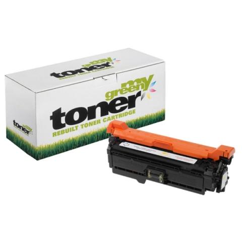 My Green Toner Toner, ersetzt CE402A für ca.
