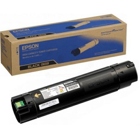 Epson C13SO50659 original HC- Toner mit einer