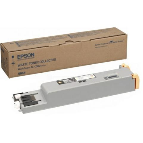 Epson C13SO50664 original Rest Toner behälter