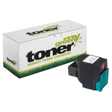 My Green Toner Toner für Lexmark ersetzt
