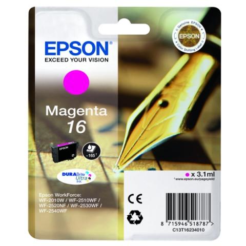 Epson C13T16234010 Tintenpatrone f�r Workforce