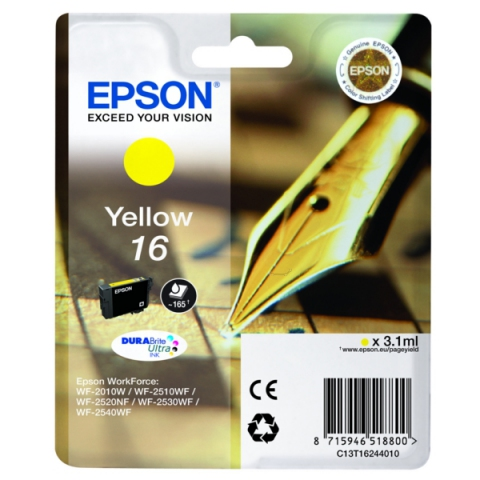 Epson C13T16244010 Tintenpatrone f�r Workforce