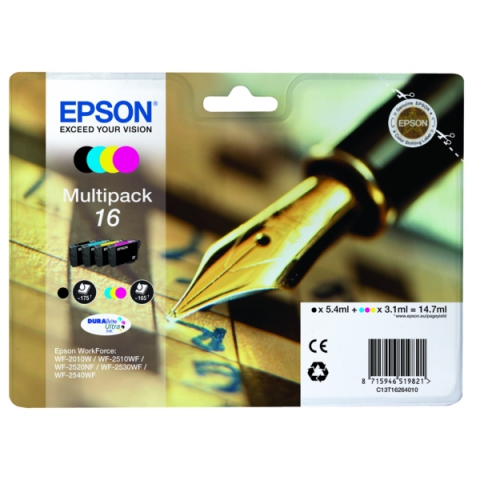 Epson C13T16264010 Tintenpatronen von im