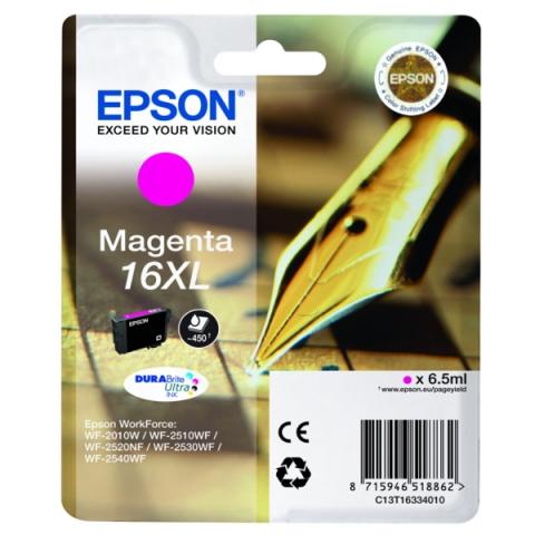 Epson C13T16334010 XL-Tintenpatrone für