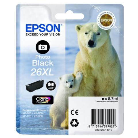 Epson C13T26314010 Druckerpatrone original mit