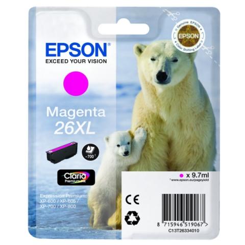 Epson C13T26334010 Druckerpatrone für XP 600 ,