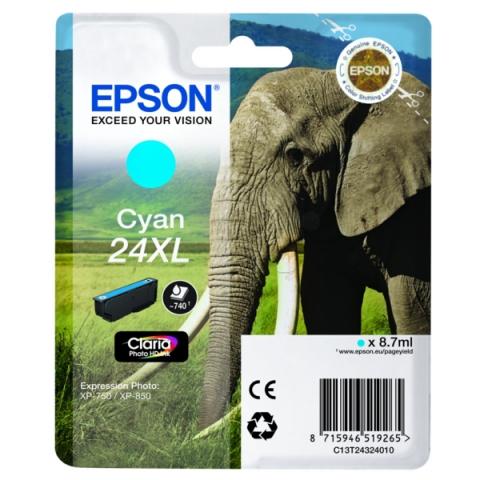 Epson C13T24324010 Tintenpatrone original XL