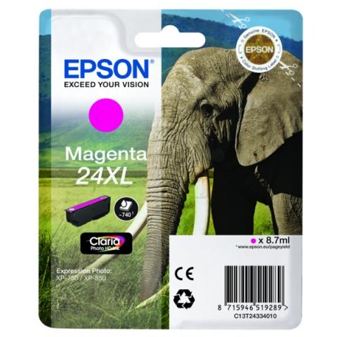 Epson C13T24334010 Tintenpatrone original XL