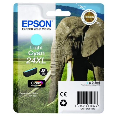 Epson C13T24354010 Tintenpatrone original XL
