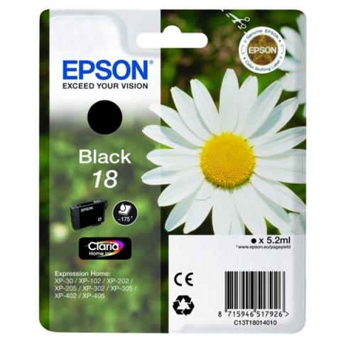 Epson C13T18014010 Druckerpatrone passend für