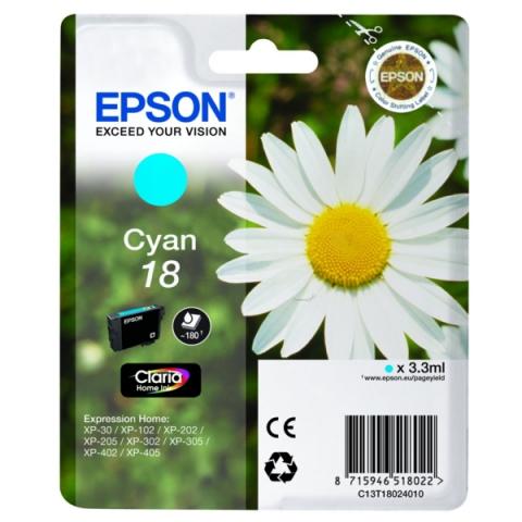 Epson C13T18024010 Druckerpatrone passend für