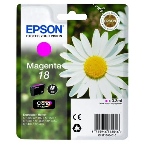 Epson C13T18034010 Druckerpatrone passend für