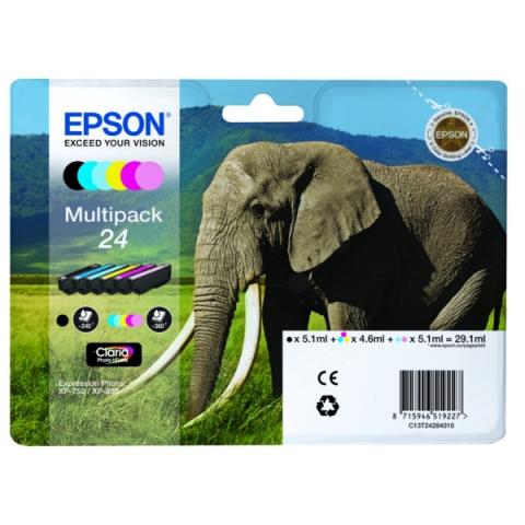 Epson C13T24284011 Druckerpatronen im