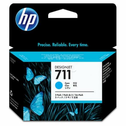 HP CZ130A original HP Tintenpatrone No. 711 mit