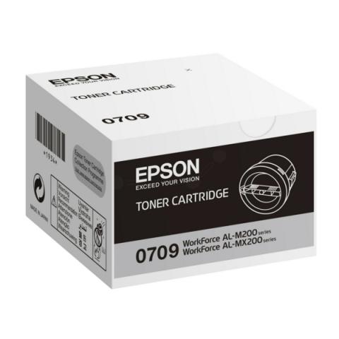 Epson C13S050709 Toner original , für ca. 2.500