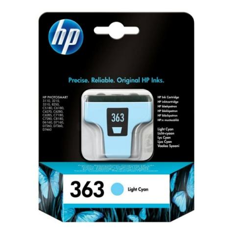 HP C8774EE Tintenpatrone HP 363 mit 5, 5 ml f�r