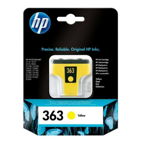 HP C8773EE Druckkopf HP363 6ml für HP Photosmart