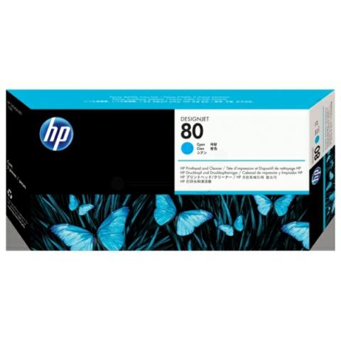 HP C4821A Druckkopf N0 80 f�r HP Designjet 1050C