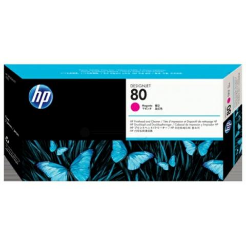 HP C4822A Druckkopf N0 80 f�r HP Designjet 1050C