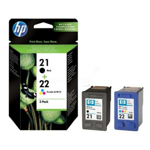 HP SD367AE Multipack Druckerpatrone mit