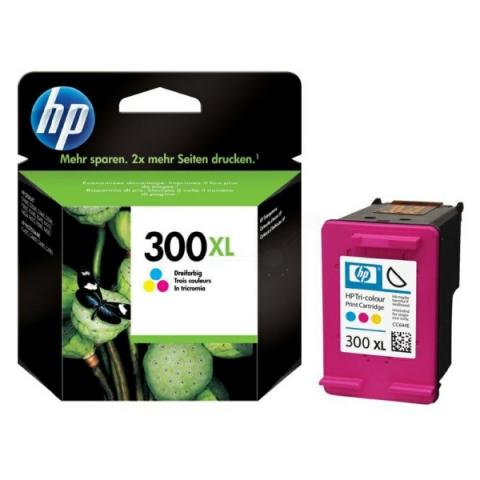 HP CC644EE HP 300 XL Druckerpatrone mit