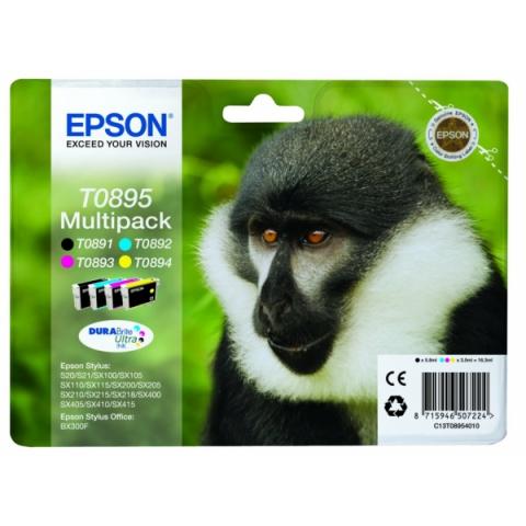 Epson Multipack Druckerpatronen, beinhaltet 1x