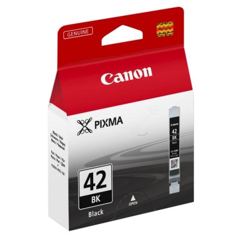 Canon CLI-42BK Tintenpatrone mit 13 ml,