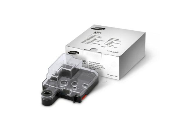 CLT-W504 Samsung Rest Toner behälter für CLP415 und CLX4195 Serie, Kapazität 14.000 / 3500