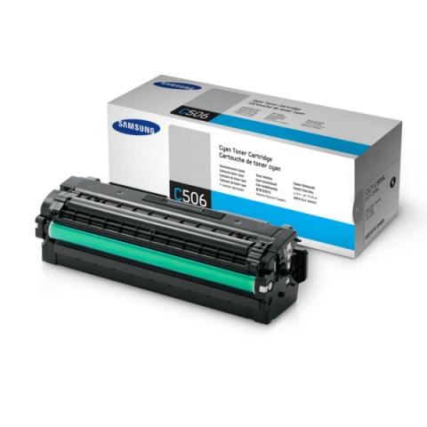 Samsung CLT-C506S , ELS Toner, original mit
