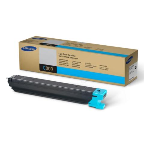Samsung CLT-C809S , ELS Toner, original f�r