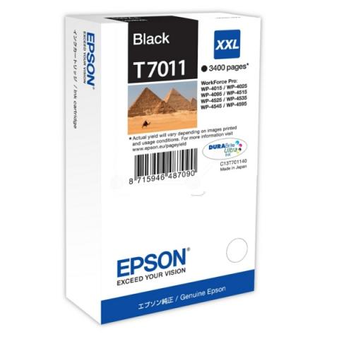 Epson C13T70114010 Druckerpatrone für ca. 3.400