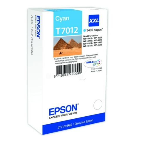Epson C13T70124010 Druckerpatrone für ca. 3.400