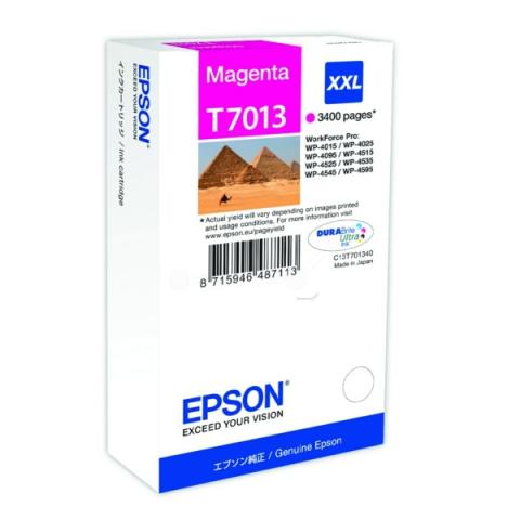 Epson C13T70134010 Druckerpatrone für ca. 3.400
